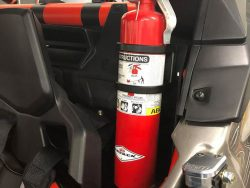 Fire Extinguisher Mount