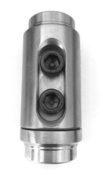 Heavy Duty Universal Tube Connector Fabrication Bungs 1 3//4x .095 /& .120 wall Tube