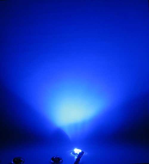 Puddle Light Kit 6 Rock Light With Dome Light Circuit Blue OffRoadOnly